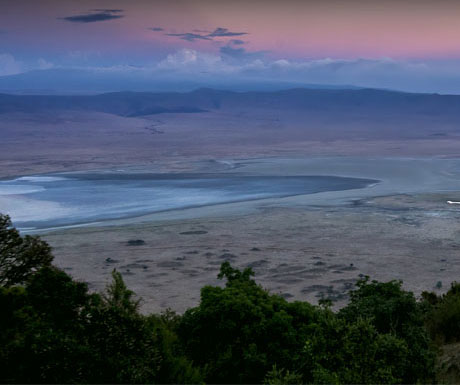 Ngorongoro Sanctuary Camp