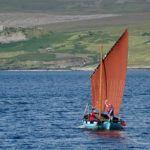 Visiting the Isle of Raasay, Scotland, UK