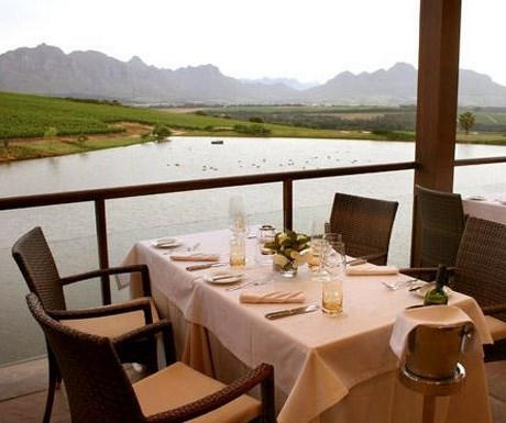 Raphaels Restaurant at Asara Winery