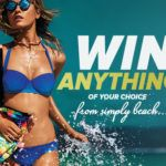 Win an item of your choosing from Simply Beach!