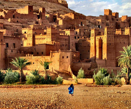Ait Benhaddou UNESCO World Heritage Site