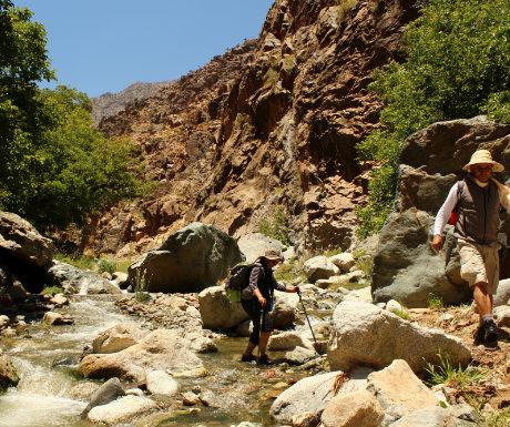 Atlas Mountains trekking