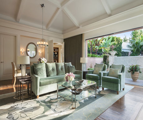 Beverly Hills Hotel Bungalow