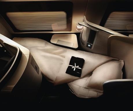 British Airways new first class