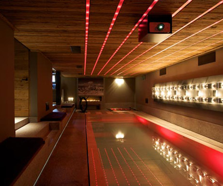 Chalet Jaguar pool