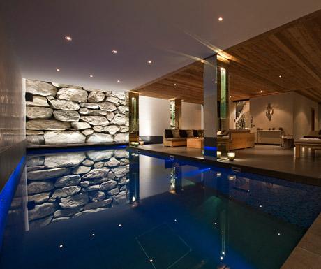 Chalet Norte pool