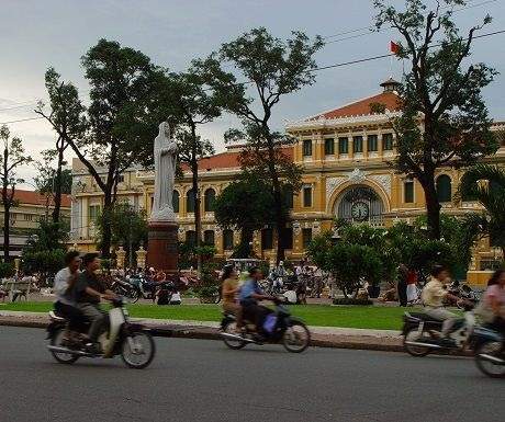 General Post Office in Saigon