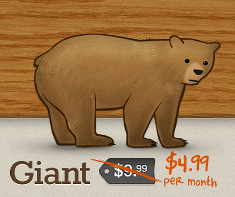 Giant TunnelBear plan