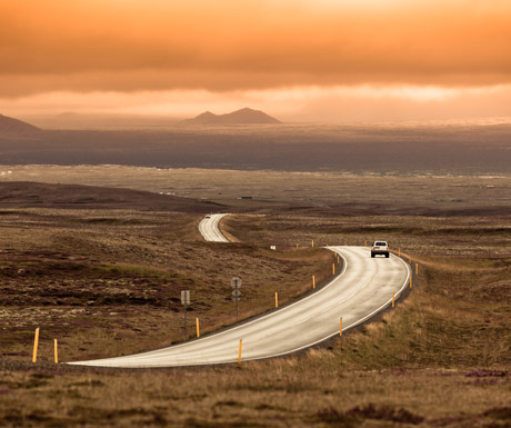 N1 ring road, Iceland
