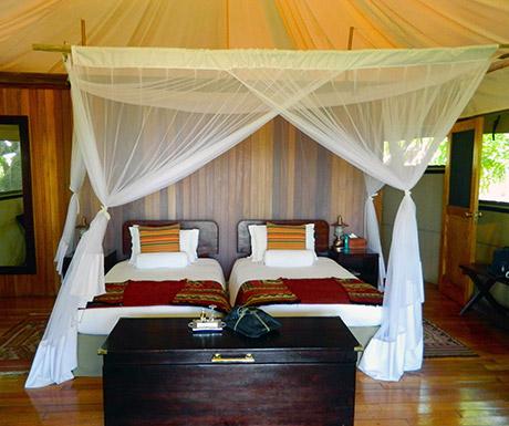 Kanana Camp, Nxabega Concession