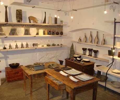 Katariina Gild's Savikoda ceramics