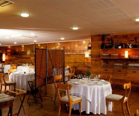 Mugaritz Restaurant dining room