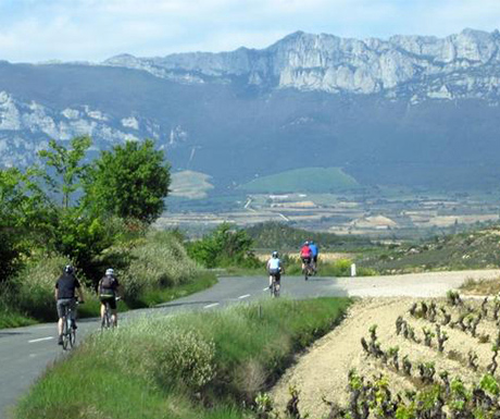 Rioja cycling