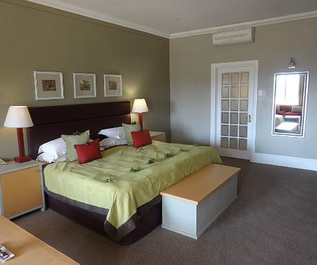 Riverdene bedroom