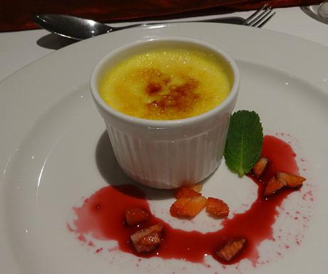Riverdene dessert