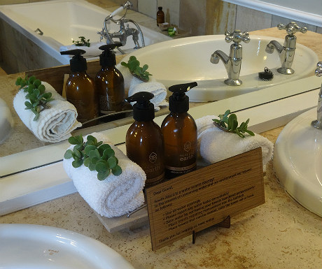 Riverdene toiletries