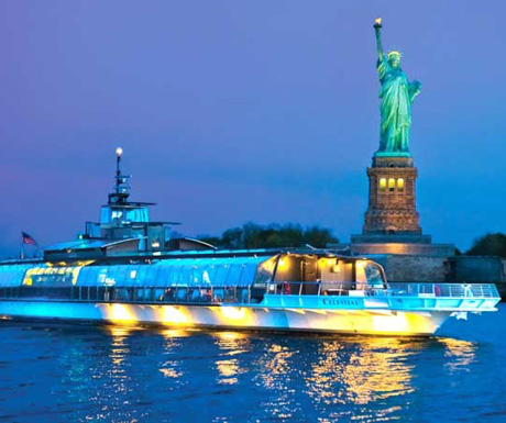 1 Bateaux New York