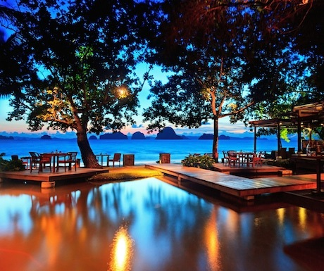 Tubkaak - view from restaurant
