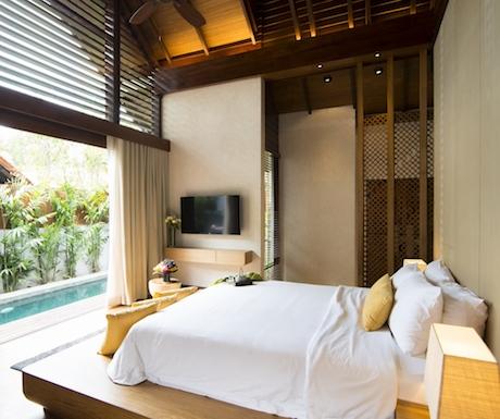 Tubkaak pool villa
