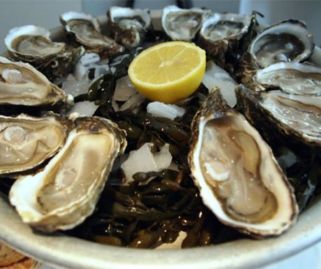 4. Discover the best seafood in the world