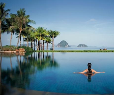 Phulay Bay - resort view