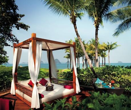 Phulay Bay - day bed