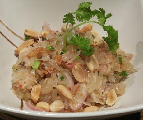 Phulay Bay - salad
