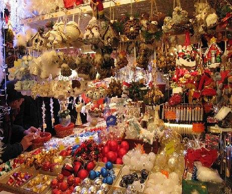 Christmas market, Strasbourg