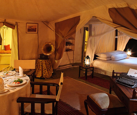 Cottar�s Camp, Masai Mara