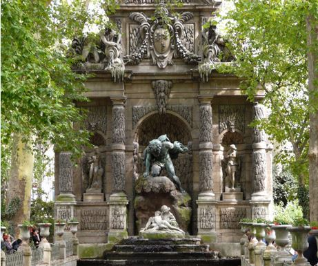 The Top 5 Fountains of Paris