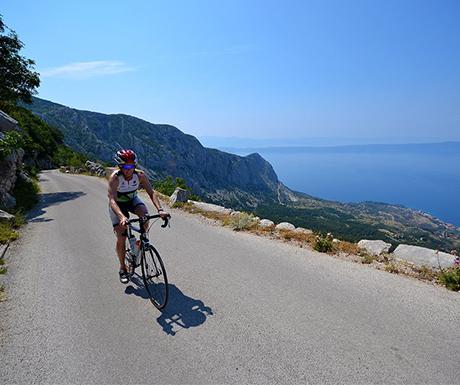Hvar Island cycling