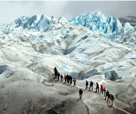 Ice trekking Perito Moreno Glacier