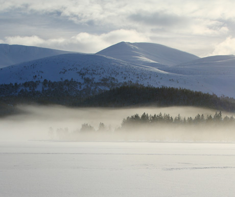 Loch Morlich, Scottish Highlands