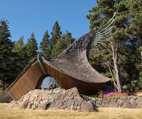 Meditate Sea Ranch Chapel