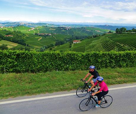 Piedmont cycling