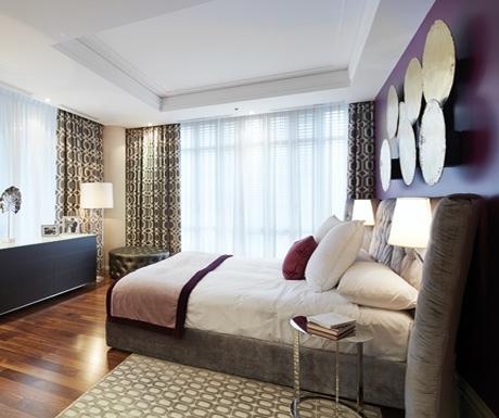 Ritz Residences bedroom