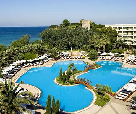 Sani Beach Hotel Griechenland