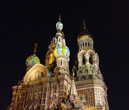 The Church of the Savior