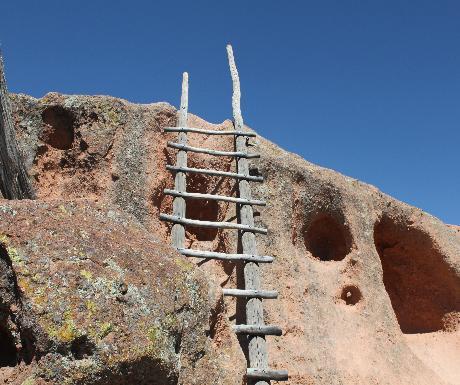 Tsankawi Prehistoric Site