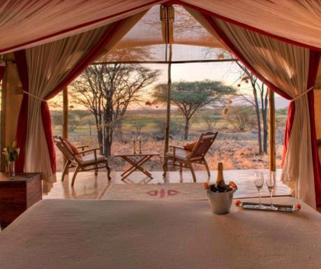 Joys Camp, Shaba National Reserve