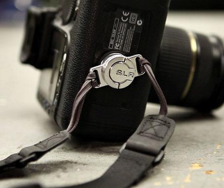 Camera belt mount
