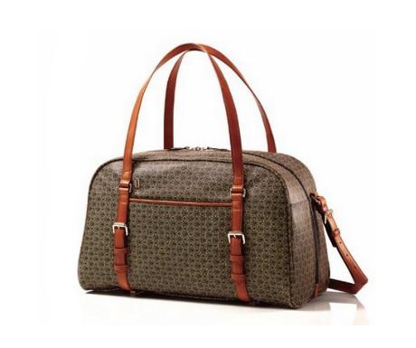 Hartmann Tweed Belting Carriage Bag