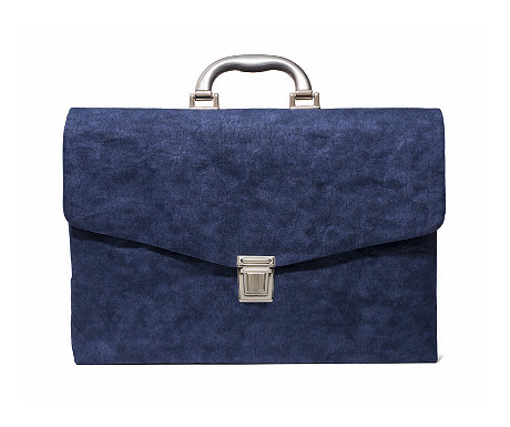 Italian Cellulose Briefcase from Man of the World