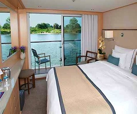 Our comfy stateroom