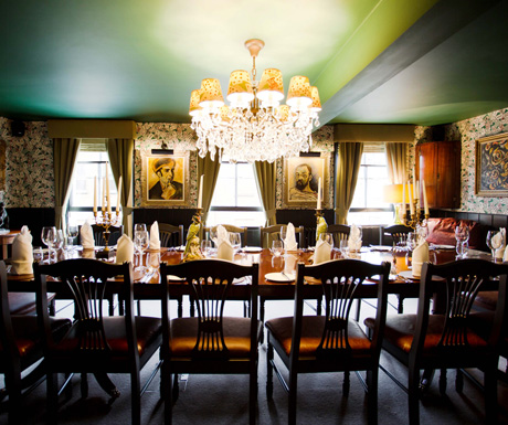 The Club at The Punchbowl, Mayfair