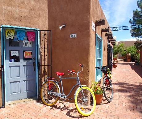 Routes bike shop