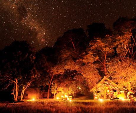 Stargazing in Zambia