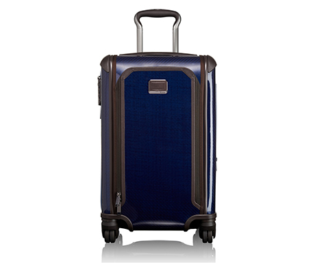 TUMI Tegramax carry-on in navy