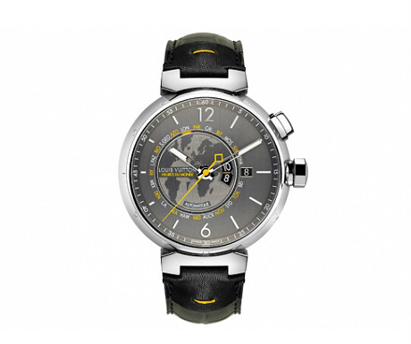 Tambour Heures du Monde travel watch