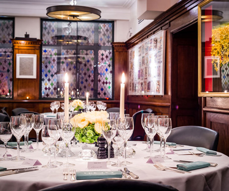 Private Room at The Ivy, Covent Garden